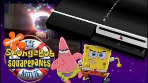 spongebob squarepants game on ps3