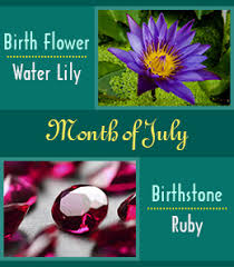 Month of July: Facts, Quotes, and Trivia