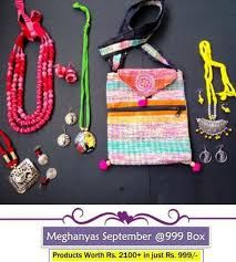 monthly jewelry subscription box india