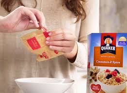 quaker instant oatmeal packets ranked
