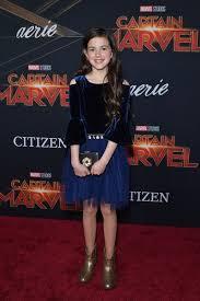 Abby Ryder Fortson Photos Photos: Marvel Studios 'Captain Marvel ...