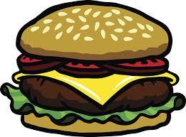 Amazon Com Divine Designs Yummy Sesame Cheese Burger Cartoon Vinyl Decal Sticker 4 Wide Automotive