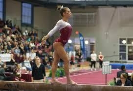 Gymnastics takes win in Missouri - Texas Woman's University Athletics