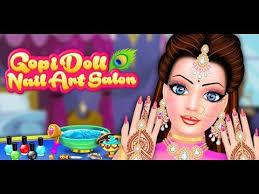 gopi doll nail art salon free android