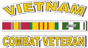 Amazon Com Vietnam Combat Veteran Window Decal 5 5 Sticker Automotive