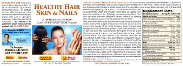 it works hair skin and nails hsn