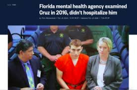 Image result for Cruz had a long history of mental illness