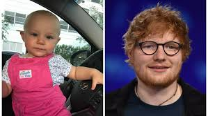 Ed Sheeran Dedicate A Song To A Baby ...