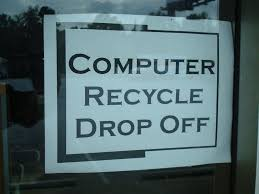 electronic recycling responsible ways