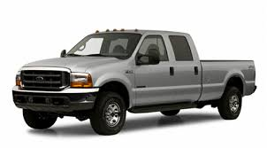 2001 ford f 250 specs mpg