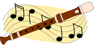 Resultado de imagen de flauta dibujo