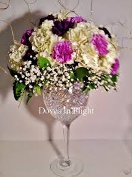 classic and simple fl centerpieces