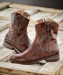 rounded toe boots boots