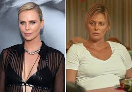 Charlize Theron tells Ellen she ate potato chips to gain weight ...