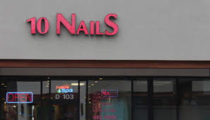 10 nails bar and 10 nails in vancouver wa