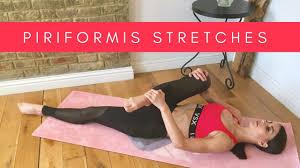 how to stretch your piriformis you