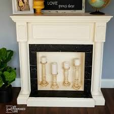 rough framing for gas fireplace