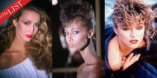 thelist 80s beauty icons best
