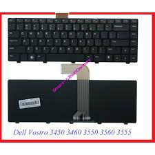 Phím ZIN - có Đèn LED Bàn phím laptop Dell Vostro 3450 3460 3550 3560 3555  có led giảm chỉ còn 127,400 đ