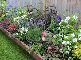 how to plant an eco friendly garden border