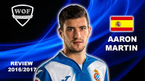 Man City confirm interest in Espanyol fullback Aaron Martin | Boku ...