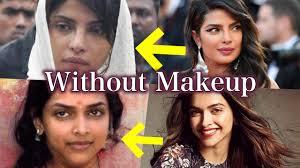 bollywood actresses without makeup pics