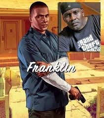 Grand Theft Auto 5 (GTA V) Voice of Gangbanger Is Actual Rapper Who Knocked  Out Ice Cube