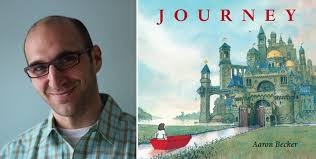 Interview with Aaron Becker, Caldecott Honor-winning author/illustrator of  JOURNEY | henryherz.com