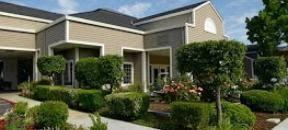 senior housing and senior living in