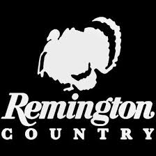 Remington Country Turkey Hunting Vinyl Decal Sticker