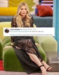 Licia Nunez al Grande Fratello Vip 2020, Imma Battaglia attacca ...