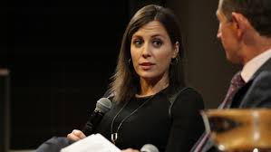 NBC's Hallie Jackson Receives Broadcaster Of The Year Award – News ...