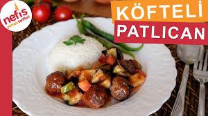 Fırında Köfteli Patlıcan Yemeği - Fırın Yemekleri - Nefis Yemek Tarifleri -  YouTube