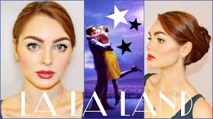 emma stone mia in la la land makeup
