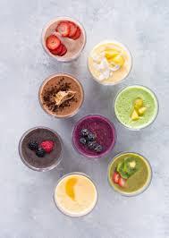 8 healthy no banana smoothies wholefully