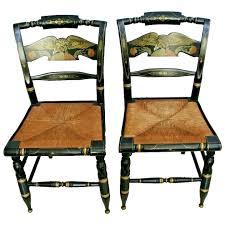 ethan allen hitch eagle desk chair