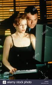 THE RELIC PENELOPE ANN MILLER, TOM SIZEMORE Date: 1997 Stock Photo - Alamy