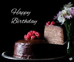 happy birthday stranger wishing someone on social media