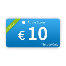 apple gift card europe only
