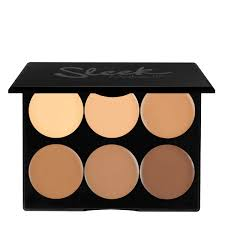 blush rose gold blusher sleek makeup