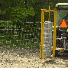 3 Point Wire Fence Stretcher Unroller In 2020 Wire Fence Sheep Fence Fence