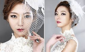 4 por korean bridal makeup trends