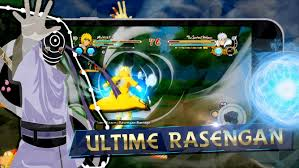 Naruto Shippuden: Ultimate Shinobi Last Storm War PPSSPP APK