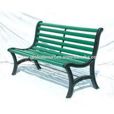 cast iron garden bench on global sources