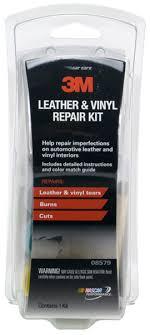3m auto leather vinyl repair kit