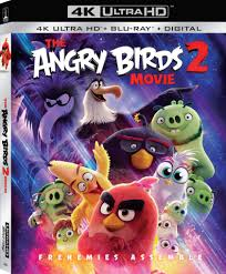 The Angry Birds Movie 2 DVD Release Date November 12, 2019