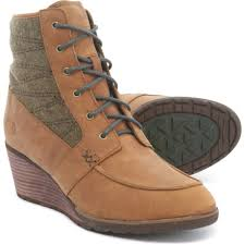 the north face bridgeton wedge lace up