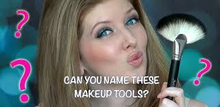 of women can name these basic makeup