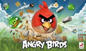 Angry Birds is a game franchise developed by Finnish computer game ...