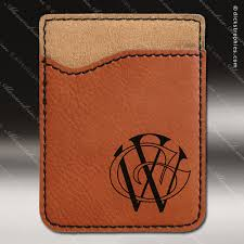 embossed leather gifts